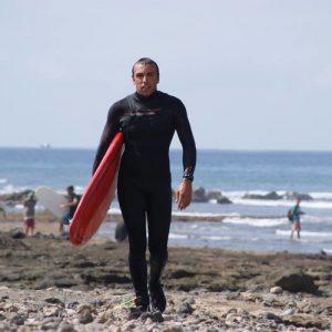 Antonio Maiello Twin Fin Surf Camp