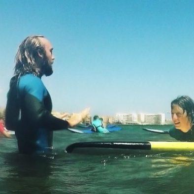 Nicolas Abad Twin Fin Surf Camp