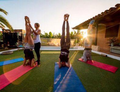 Yoga Lessons