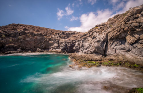 Warm Sea Tenerife