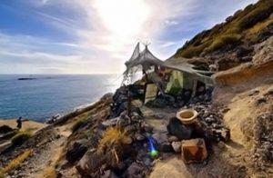 Hippies Beach Tenerife