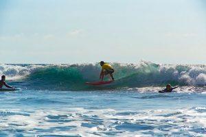 Surfing school Tenerife