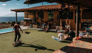 Tenerife Twin Fin surf camp