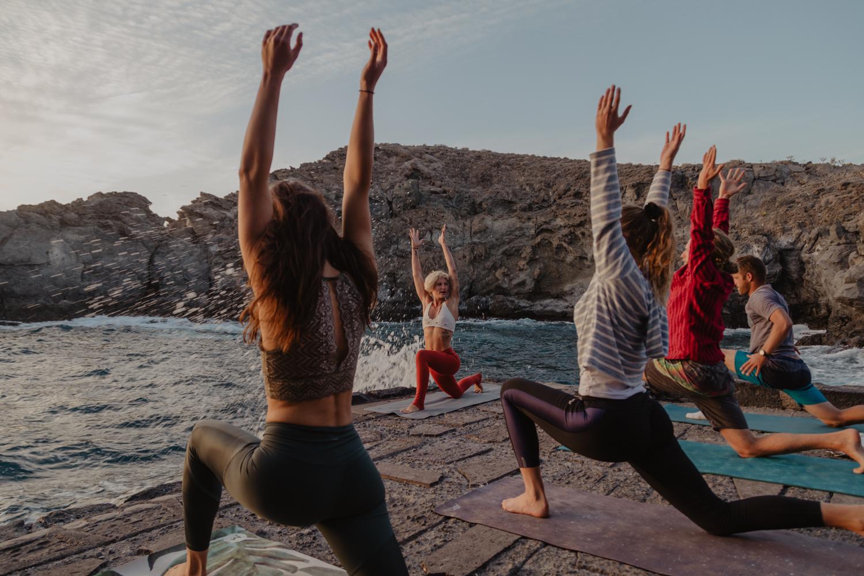 yoga surf