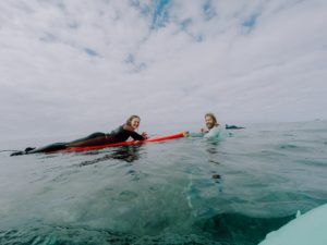 Surf in tenerife - lessons sea